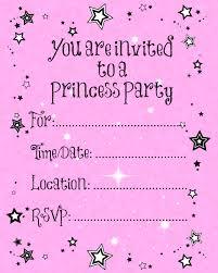 14th birthday party invitations princess party invitations plumegiant com
