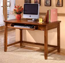 Small Computer Desk With Drawers Ideal Computer Desk With Keyboard Tray Home Design Ideas