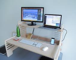 the double wide december edition the upstanding desk