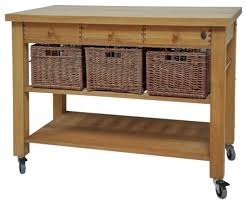 kitchen trolleys and islands rolling carts for kitchen space between refrigerator and cabinet