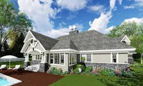 craftsman house plans with pictures exciting craftsman house plan 14651rk architectural designs