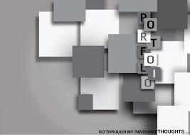 graphic design portfolio cover page best 25 architecture