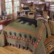 creek quilt bed set