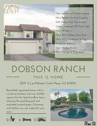 House Specs Coming Soon 2237 S Las Palmas Circle Mesa Arizona 85202 U2014 Zion