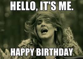 Happy Birthday Sister Meme - best funny happy birthday memes in the world 2017
