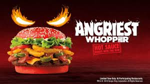 bk halloween whopper burger king angry whopper u2013 lehigh valley burger blog