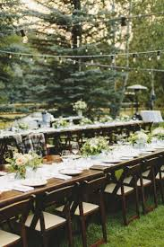 elegant rustic outdoor wedding reception rustic outdoor wedding