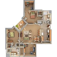 Apartment Building Floor Plans by Senior Living Expansion Apartments At Glenaire Cary Nc