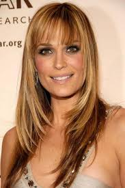 long hairstyles with bangs for women over 40 best long hairstyles with bangs for women over 40 with long faces