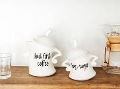 coffee kitchen canisters but first coffee kitchen canister set choose from 1 or 2 pieces