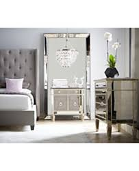 Mirrored Furniture For Bedroom by Glam Bedroom Furniture Sets Macy U0027s
