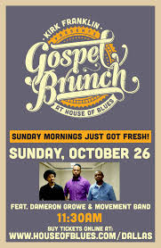 The House Of Blues Myrtle Beach Sunday Brunch House Of Blues Gospel Brunch Coupons Easter Show Carnival Coupons