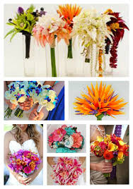 wedding flowers hawaii bridal bouquet ideas aloha bridal connections