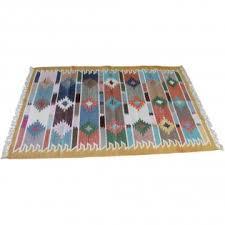 tappeto etnico tappeto etnico in cotone artigianale 120x1x180 codice jacw 243 b