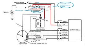 mallory electronic distributor wiring diagram free download