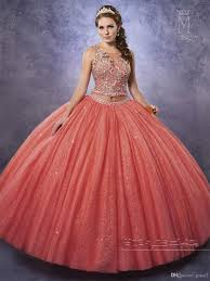 quinceanera dresses coral quinceanera dresses 2017 new with free bolero and back