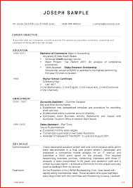 doc format resume luxury accountant cv format doc mailing format