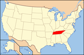 Map Of Pigeon Forge Tennessee by Lgbt Rights In Tennessee Wikipedia