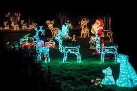 where to go see christmas lights the best places to see christmas lights events in ireland