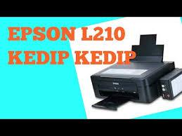 reset printer l210 manual cara reset manual printer epson l210 lu indikator berkedip