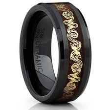 black wedding band black wedding rings for less overstock
