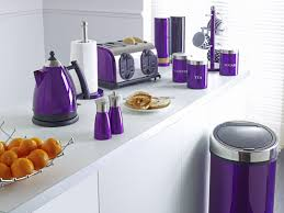 purple kitchen accessories are the kitchen decorating items which