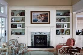 Built In Living Room Furniture Built Ins Style Living Room Philadelphia By Asher