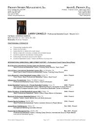 Fitness Instructor Resume Sample Sample Sports Resume Resume For Your Job Application
