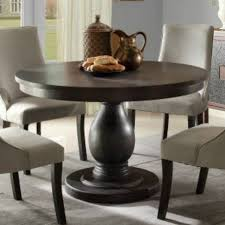 small round dinette table wonderful round pedestal dining room table within small pedestal