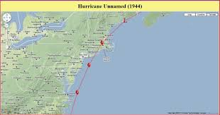 New York Washington Map by Capitalclimate Great Hurricane Of 1944 Irene U0027s Billion Dollar