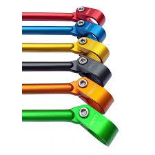 traversino manubrio moto traversino colorato per manubrio