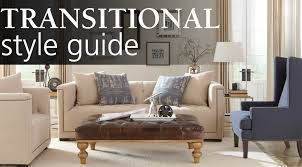 Interior Design Style Guide Transitional Hm Etc - Interior design styles guide