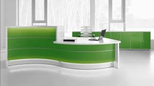 office design office reception table photo cool office office