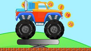 monster truck mario land adventure stunts video