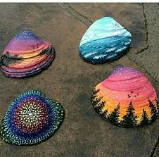 Art And Craft Designs And Ideas Best 20 Seashell Art Ideas On Pinterest Shell Art Shell Crafts