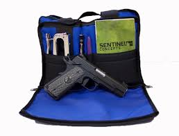 sentinel elite help desk blaster bag pro all in one range bag for 2 pistols sentinel