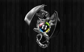 hi tech window 7 background design dragon meta hd wallpaper