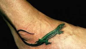 lizard tattoo meanings custom tattoo design