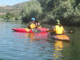whitewater kayaking instruction and trips