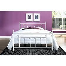 metal bed frames full full size folding metal platform bed frame