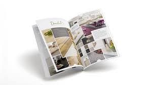 brochure design for open house kitchens our work astwood