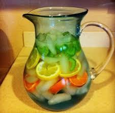 membuat infused water sendiri resep cara membuat water infuse yang sehat