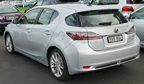 lexus ct200h vs f sport file 2011 lexus ct 200h zwa10r sports luxury hatchback 2011 04