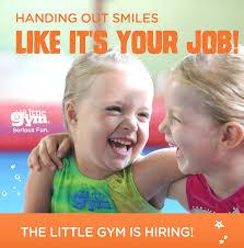 Handing Out Resumes Children Blog The Little Gym Harrogate