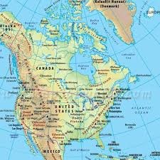 countries of america map quiz