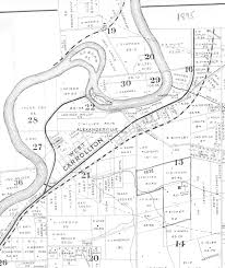 Ohio Erie Canal Map by Prairie Lakes Journeys From A Two Spirited View January 2013