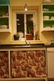 curtains kitchen cabinet curtains decor vintage style kitchen