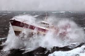 ship in a these mesmerizing of ships going through storms will turn