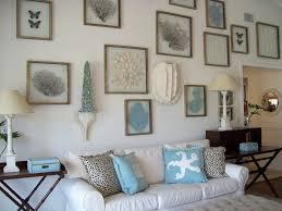 Seashell Bathroom Ideas Diy Themed Bathroom Decor Crafts Seashell Wall From Wall