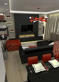 kitchen remodel black white and red kitchens ways to achieve the